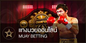 แทงมวยออนไลน์ ufabet muay betting