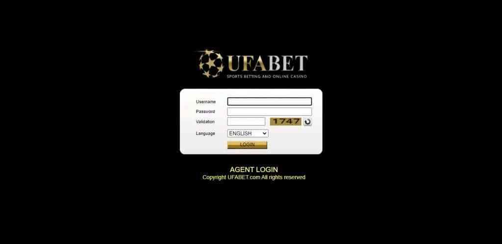ทางเข้า Agent Ufabet